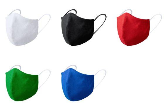 mascarillas l25 lavados adulto colores